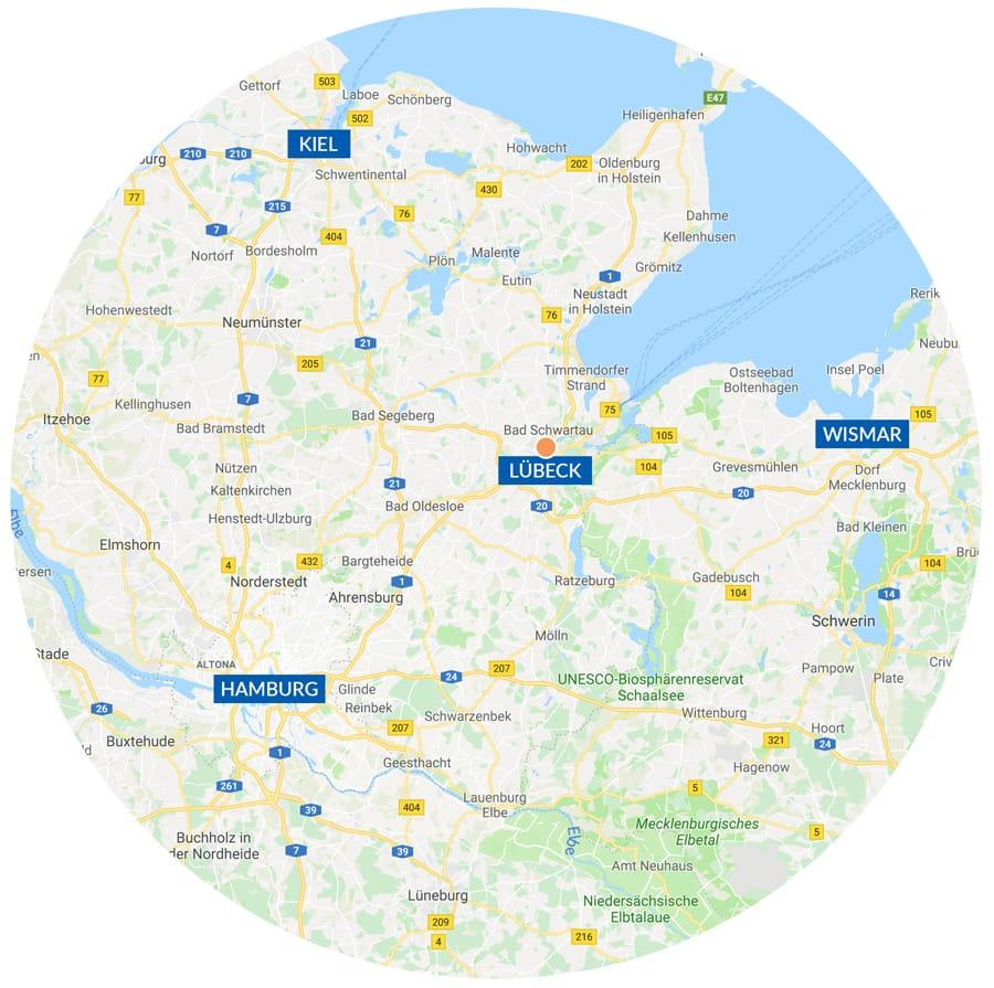 Kinderwunschzentrum für Lübeck, Kiel, Schwerin und Hamburg